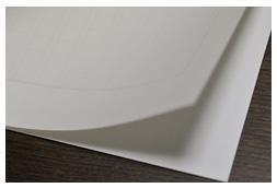 白台紙の採用